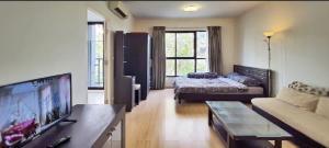 For SaleCondoLadprao 48, Chokchai 4, Ladprao 71 : Condo for sale, Be You Chokchai, 4 studio rooms, 3rd floor, price 1.3 million only (S2061)