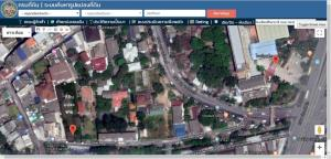 For SaleLandWongwianyai, Charoennakor : Urgent sale !! Land in the Thonburi zone, small roundabout, beautiful plot in the middle of the city