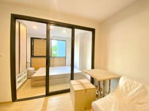 For RentCondoOnnut, Udomsuk : Condo for rent, The Excel Hideaway Sukhumvit 50 (BTS On Nut) *** New room, never entered ** with a washing machine.