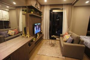 For RentCondoSukhumvit, Asoke, Thonglor : Ashton asoke for rent, high floor, beautiful room, fully furnished, special price !!!!