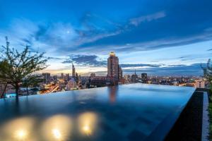 For RentCondoSathorn, Narathiwat : The Bangkok Sathorn for rent 61 sqm 1bed 1bath 58,000 per month