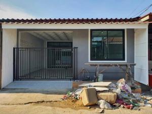 For SaleTownhouseBangbuathong, Sainoi : 🔰 Single storey townhouse Ready to move in