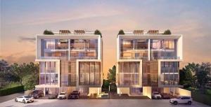 ขายทาวน์เฮ้าส์/ทาวน์โฮมรัชดา ห้วยขวาง : POJ 278 ขาย The Quartier รัชดา32 Business Penthouse 6 ชั้น ระดับ Luxury สไตล์ Modern California เรียบหรู ย่านรัชดา เหลือเพียง 2 ยูนิตสุดท้ายเท่านั้น !!!