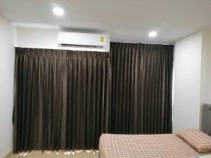 For RentCondoThaphra, Wutthakat : Condo for rent Supalai Park Talat Phlu, new room, never been rented, near BTS 200 meters walk, 28 sq m, 10th floor, east