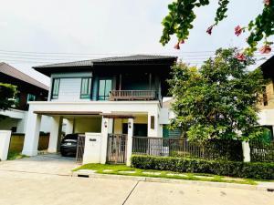 For SaleHouseChiang Mai : Cheapest House for sale Setthasiri San Sai, Chiang Mai, near Meechok Plaza With furniture