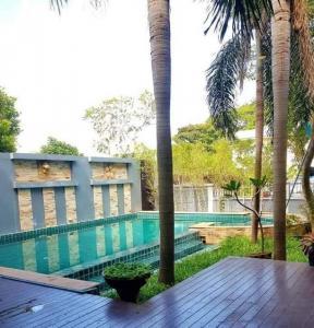 เช่าบ้านเชียงใหม่ : ให้เช่าบ้าน พร้อมสระว่ายน้ำ พูลวิลล่า ใกล้ไนท์ซาฟารี พืชสวนโลก หางดง เชียงใหม่