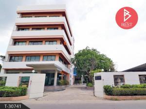 For SaleOfficeSamrong, Samut Prakan : Office building for sale with 2 jobs, 98.0 square meters, Sri Dan 22, Bang Kaeo, Samut Prakan