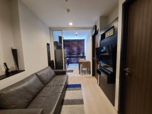 For RentCondoOnnut, Udomsuk : For rent, Rhythm Condo, Rhythm Condo Sukhumvit 44/1, next to BTS Phra Khanong, Floor 26, size 35 sq m. Ready to move in