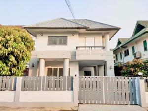For SaleHouseNawamin, Ramindra : Single house, Tararom, neighbor home, sanitary 5, renovated the whole house ✨