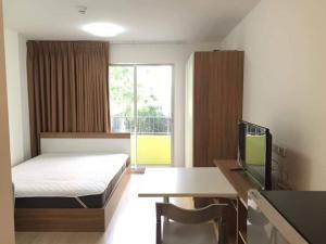 For RentCondoOnnut, Udomsuk : 🔥🔥Hot Deal! 🔥🔥 For rent Elio Sukumvit 64, 24 sqm. 2nd floor, Studio, near BTS Udom Suk [Code: A186]
