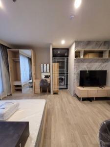 For RentCondoBangna, Lasalle, Bearing : For Rent Ideo Mobi Sukhumvit East Point (30 sqm.)