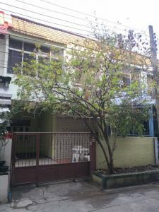 For RentTownhouseRamkhamhaeng, Hua Mak : townhouse for rent town in town Srivara road AOL-F81-2104003803