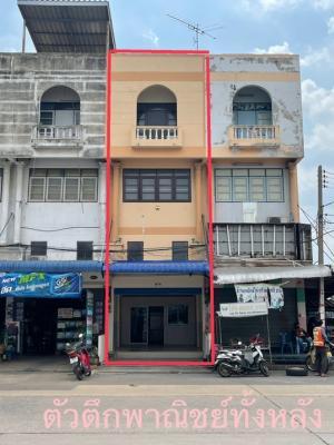 For RentShophouseRangsit, Patumtani : Renting a commercial building, prime location, cheap price !! ** Get Agent **
