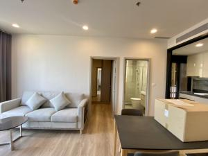 For RentCondoSukhumvit, Asoke, Thonglor : New condo for rent, Oka House, Sukhumvit area, Rama 4, Smart life. New furniture All new appliances, large central parts, 2 bedrooms, 2 bathrooms, a spacious relaxation room. The view of the Chao Phraya River curve