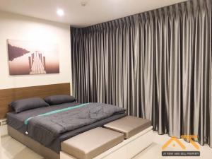 For SaleCondoSukhumvit, Asoke, Thonglor : For Sale  Rhythm Sukhumvit 42  1Bed , size 45 sq.m., Beautiful room, fully furnished.