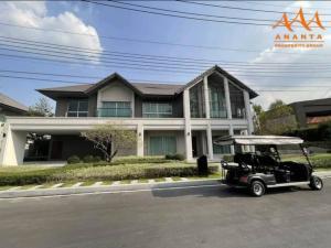 For SaleHouseRamkhamhaeng Nida, Seri Thai : Luxury home for sale