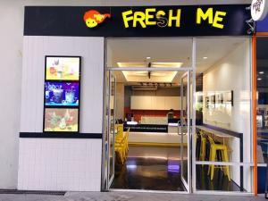 For LongleaseRetailRangsit, Patumtani : Lease shop pearl milk tea brand Fresh Me in Rangsit University