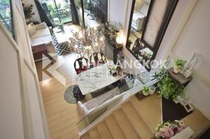 เช่าคอนโดพระราม 9 เพชรบุรีตัดใหม่ : 2 Bed Duplex.♥ Rent 43k. HOTTTTT!! Villa Asoke 140m. Mrt Phetburi.
