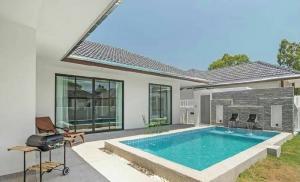 For SaleBusinesses for saleHua Hin, Prachuap Khiri Khan, Pran Buri : Villa for sale, Pool Villa, Hua Hin.