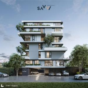 For SaleCondoAri,Anusaowaree : Sell Savvy Phahol 2 project, near BTS Ari, parking up to 81%, ceiling height 2.8