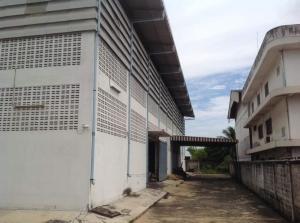 For SaleLandBang kae, Phetkasem : Land with warehouse, office and factory in Soi Petchkasem 91