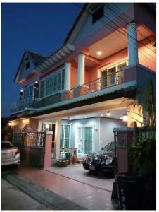 For RentHouseRamkhamhaeng, Hua Mak : 2 storey detached house for rent, size 42 sq m., Ramkhamhaeng Soi 68, near The Mall Bangkapi Fashion Iceland Out in many ways