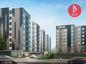 For SaleCondoPinklao, Charansanitwong : Condominium for sale Unio Charan 3 (UNIO Charan3) Bangkok Yai, Bangkok