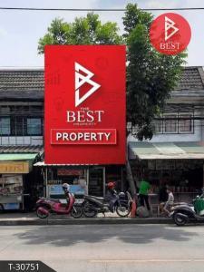 For SaleShophouseBang kae, Phetkasem : 2 storey commercial building for sale, Nong Khaem, Bangkok