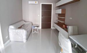 For SaleCondoSamrong, Samut Prakan : Condo for sale The Metropolis Samrong Interchange fully furnished.