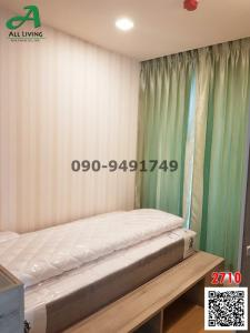 For RentCondoOnnut, Udomsuk : Condo for rent, The Light New York Sukhumvit 64, very new room, ready to move in.