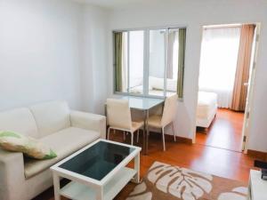 For RentCondoRatchadapisek, Huaikwang, Suttisan : Condo for rent, The Niche Ratchada-Huay Kwang, near MRT Huai Khwang