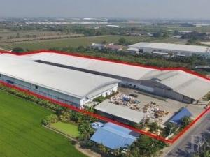 For RentFactoryNakhon Pathom, Phutthamonthon, Salaya : Nakhonchaisri factory for rent, near the new airport 10000 sq m. 10 rai 2 jobs, Pa Si Thavorn Temple, has 4 certificates, ready to start a business
