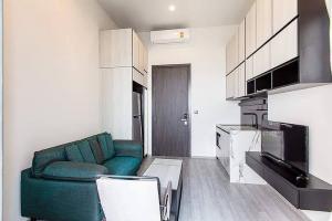 For RentCondoOnnut, Udomsuk : For rent, new room, The Line 101, Punnawithi BTS station
