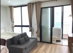 For RentCondoRatchadapisek, Huaikwang, Suttisan : Condo for rent, Ideo Ratchada-Huai Khwang, next to MRT Huai Khwang