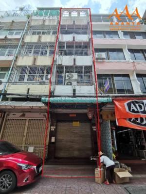 For RentShophousePha Nakorn, Yaowarat : Commercial building for rent, Yao Rat.