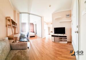 For RentCondoPinklao, Charansanitwong : For Rent Lumpini Place Boromarajonani - Pinklao  1Bed , size 29 sq.m., Beautiful room, fully furnished.