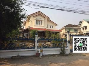 เช่าบ้านนครปฐม พุทธมณฑล ศาลายา : ให้เช่า บ้านเดี่ยว มบ.ชัยพฤกษ์  บางแวก