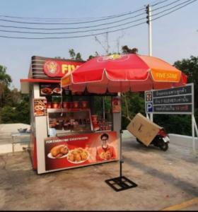 For SaleRetailRamkhamhaeng,Min Buri, Romklao : Business for sale five star chicken shop, Khum Klao Road, Suwinthawong