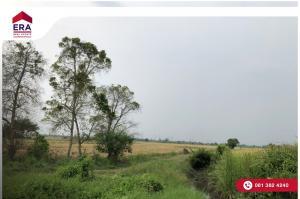 ขายที่ดินมีนบุรี-ร่มเกล้า : ที่ดินเปล่า ซ.วัดสุขใจ 15 ถ.นิมิตใหม่ มีนบุรี 146 ตร.ว เหมาะทำสวนเกษตร บ้าน โกดัง ขายถูก