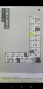 Sale DownCondoBangna, Lasalle, Bearing : Sell Dao Condo A Space Mega