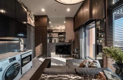For SaleCondoOnnut, Udomsuk : Urgent 🔥🔥🔥 Sell at loss‼ ️The Line Sukhumvit 101 (1 bedroom, 33 sq m), corner room‼ ️ for sale only 4.4 MB with tenant @JST Property.