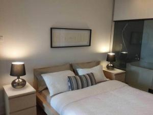 For RentCondoSukhumvit, Asoke, Thonglor : Siamese Gioia for rent, good view, beautiful room, fully furnished, near BTS Phrom Phong