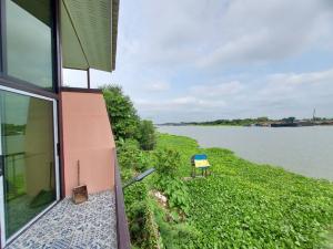 ขายบ้านอยุธยา : ขายบ้านเดี่ยว ริมแม่น้ำเจ้าพระยา บ้าน 2 ชั้น