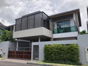 ขายบ้านเกษตร นวมินทร์ ลาดปลาเค้า : ขายบ้านเดี่ยว หลังCDC : Private Nirvana Residence North  บ้านใหม่ บิวท์อินเรียบร้อยแล้วทั้งหลัง พร้อมอยู่
