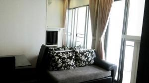 For RentCondoRatchathewi,Phayathai : Ideo Q Phayathai for rent, 36 sqm, 12th floor, back view, beautiful decoration, next to BTS Phayathai BTS