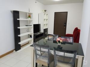 For RentCondoRama9, RCA, Petchaburi : For Rent: Supalai Park Asoke - Ratchada on 9th Fl. Near MRT