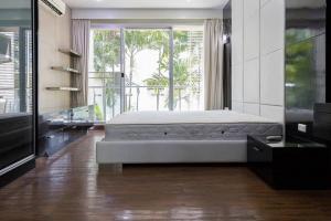For RentCondoSukhumvit, Asoke, Thonglor : Condo For Rent: Von Napa Sukhumvit 38 (2BR)
