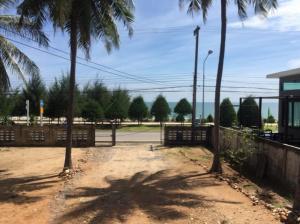 For SaleLandHua Hin, Prachuap Khiri Khan, Pran Buri : Land for sale by the sea, Pranburi, area 1 rai 1 ngan