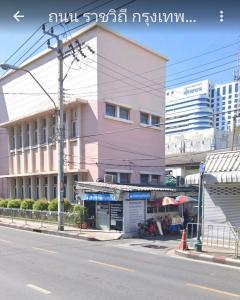 For RentShophouseRama 8, Samsen, Ratchawat : Shop for rent opposite Suan Sunandha University