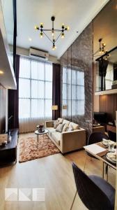 For RentCondoSathorn, Narathiwat : Condo for rent: Knightsbridge Prime Sathorn 2bedroom